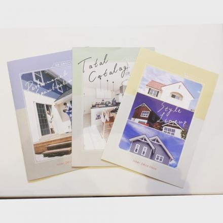 インターデコハウスのカタログが新しくなりました